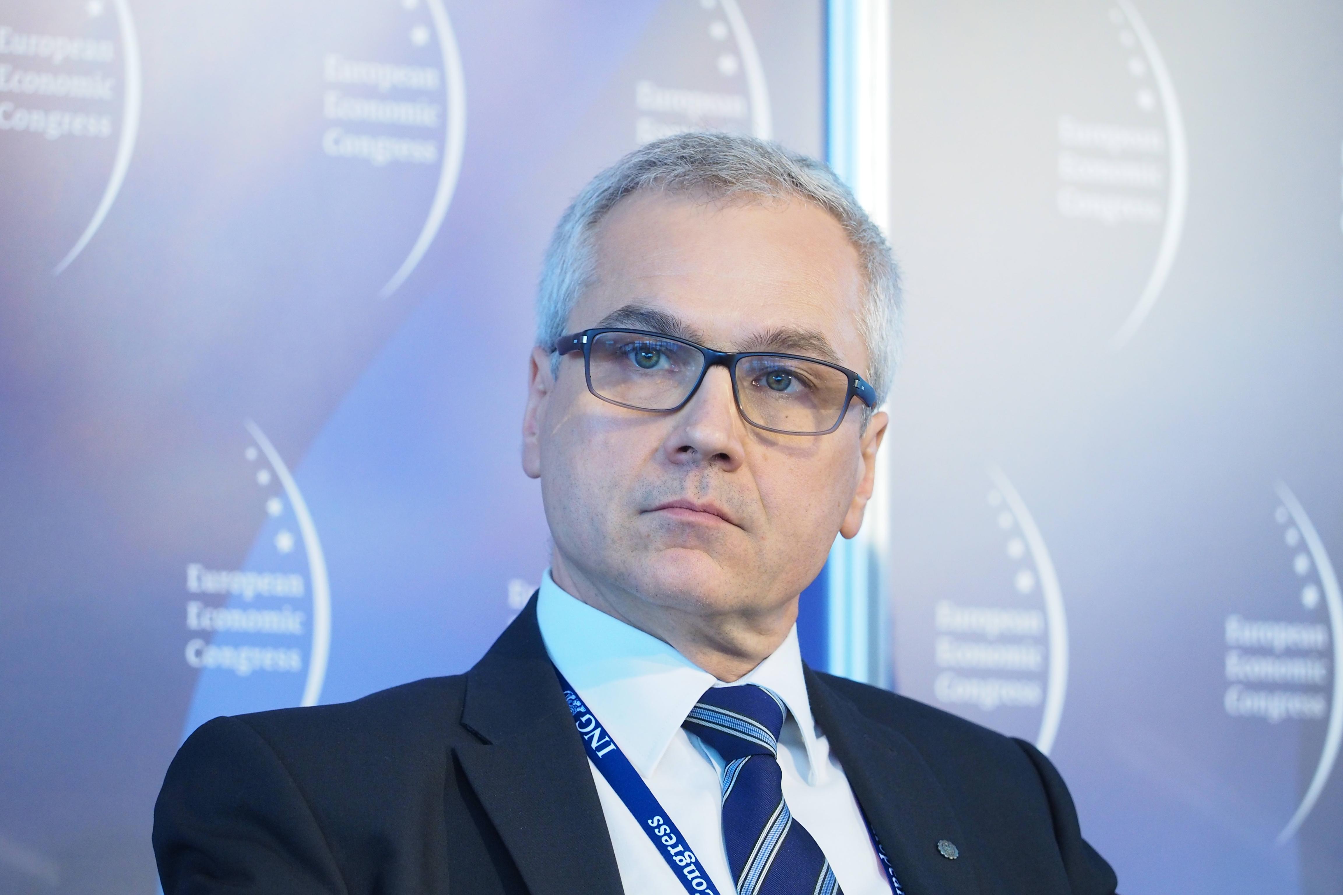 Arkadiusz Mężyk, rektor Politechniki Śląskiej (Fot. PTWP)