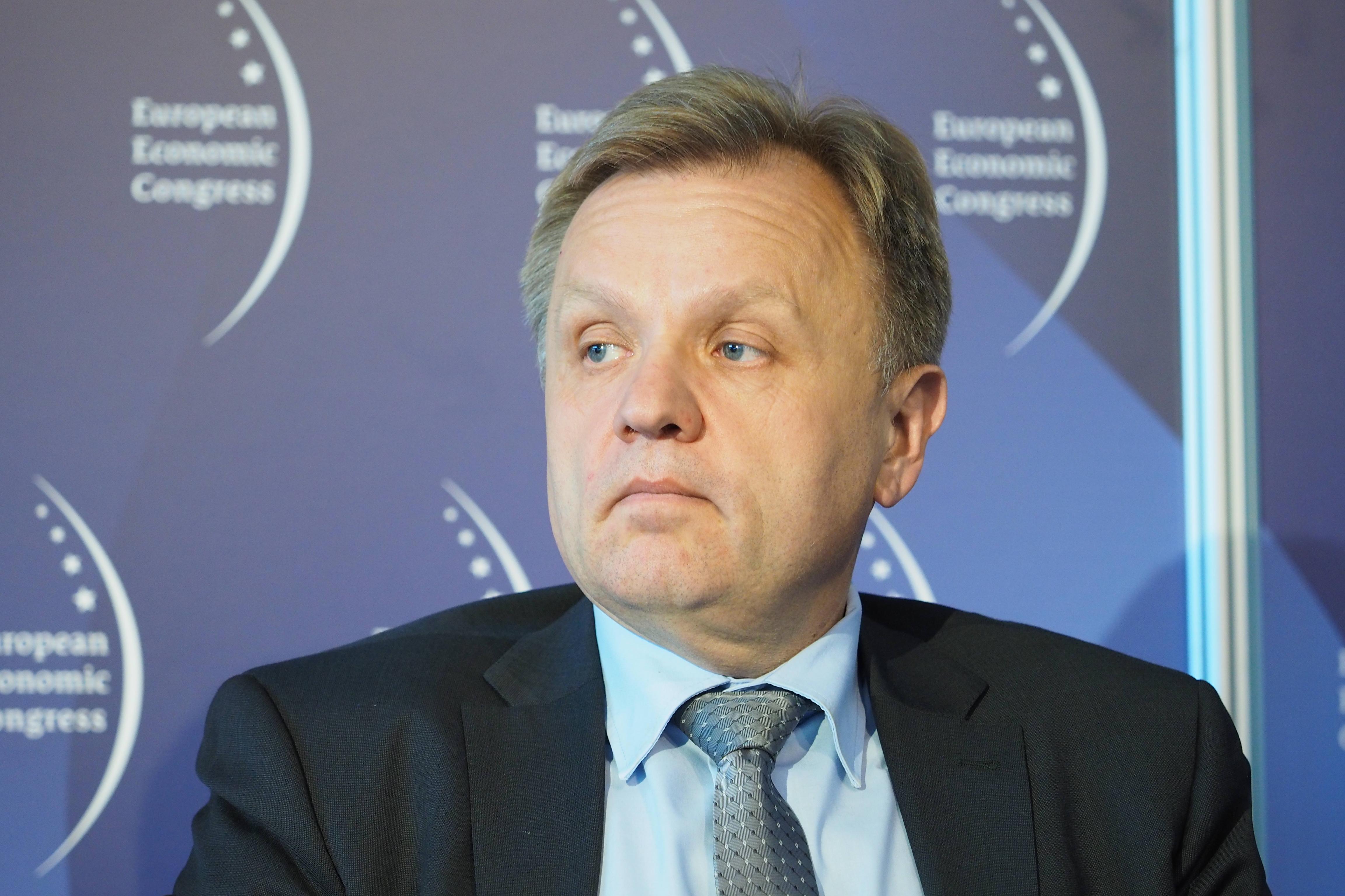 Radosław Cieślak, industry executive director w Autodesku (Fot. PTWP)
