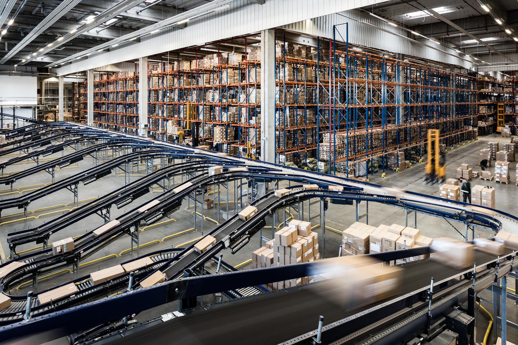 LPP stawia na automatyzację procesów, ale mocno podkreśla rolę pracowników (fot. LPP)