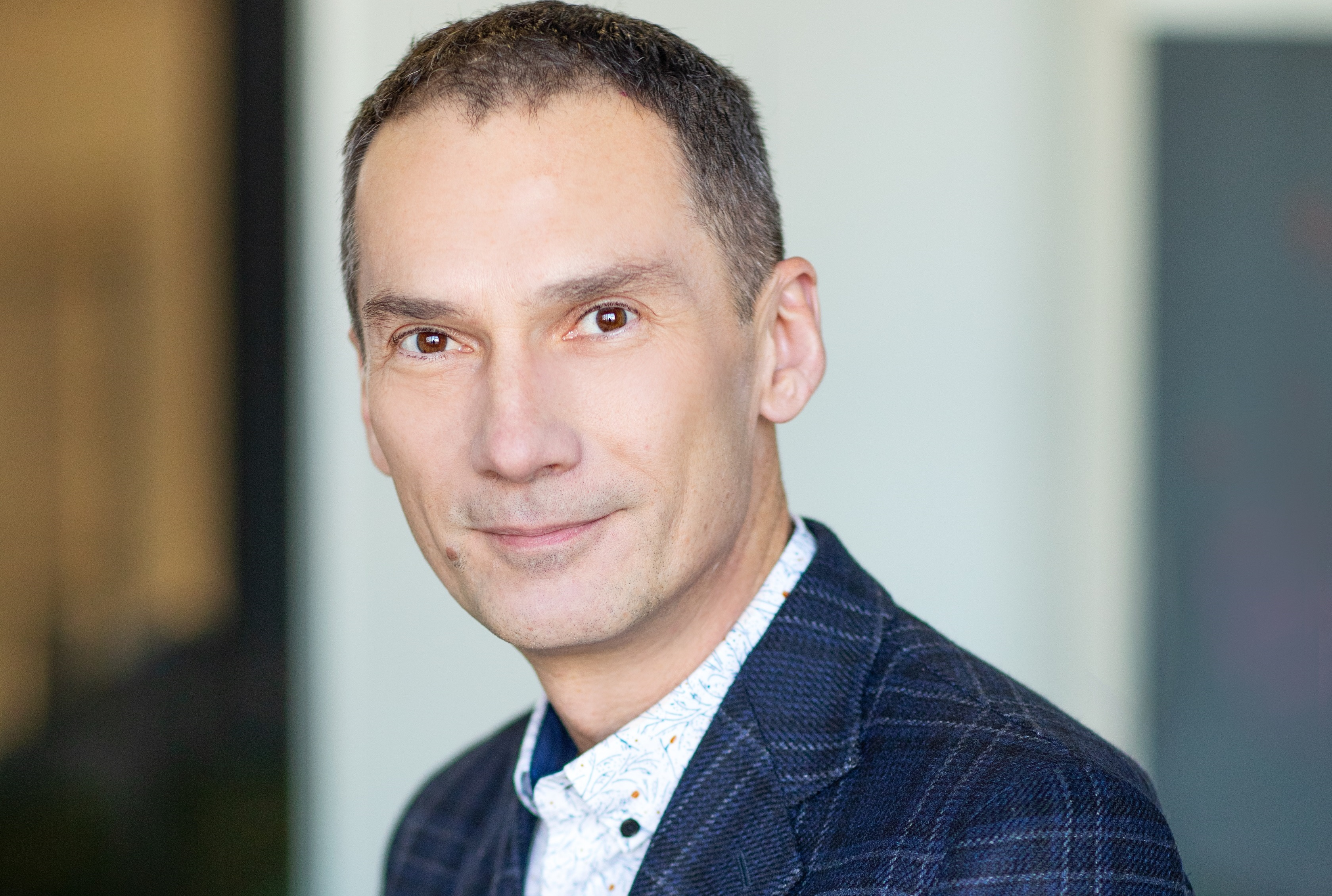 Piotr Dopierała, dyrektor ds. logistyki w LPP (fot. LPP)