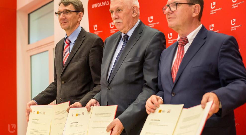 Uniwersytet Łódzki otworzy szkołę doktorską z Polską Akademią Nauk