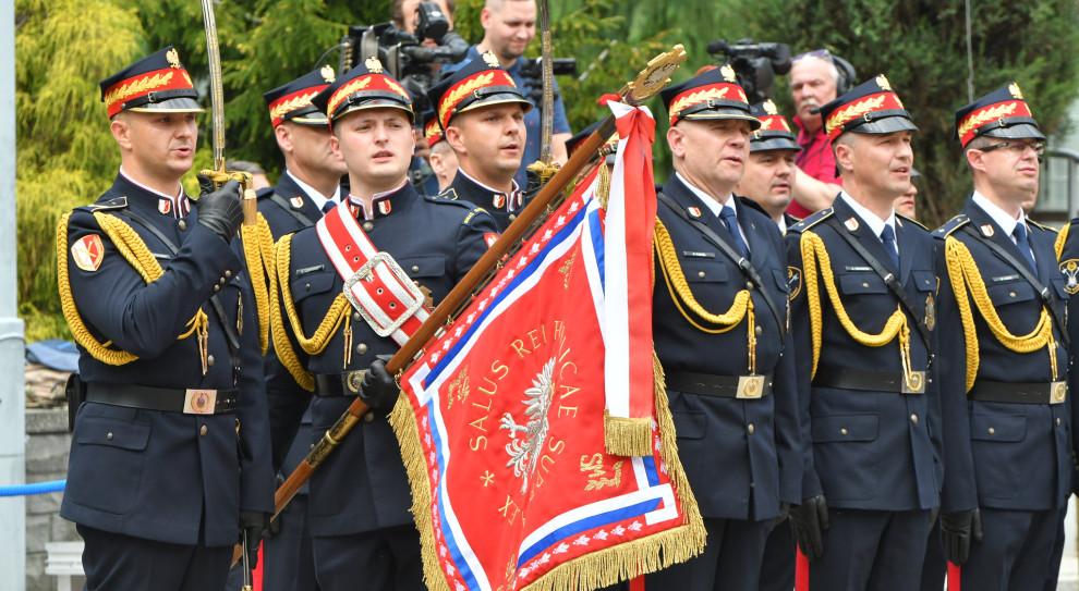 Najmłodsza formacja mundurowa w Polsce ma swoje święto