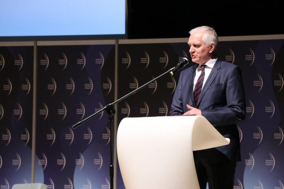 Jarosław Gowin, wicepremier, minister nauki i szkolnictwa wyższego (fot. MNiSW/twitter)