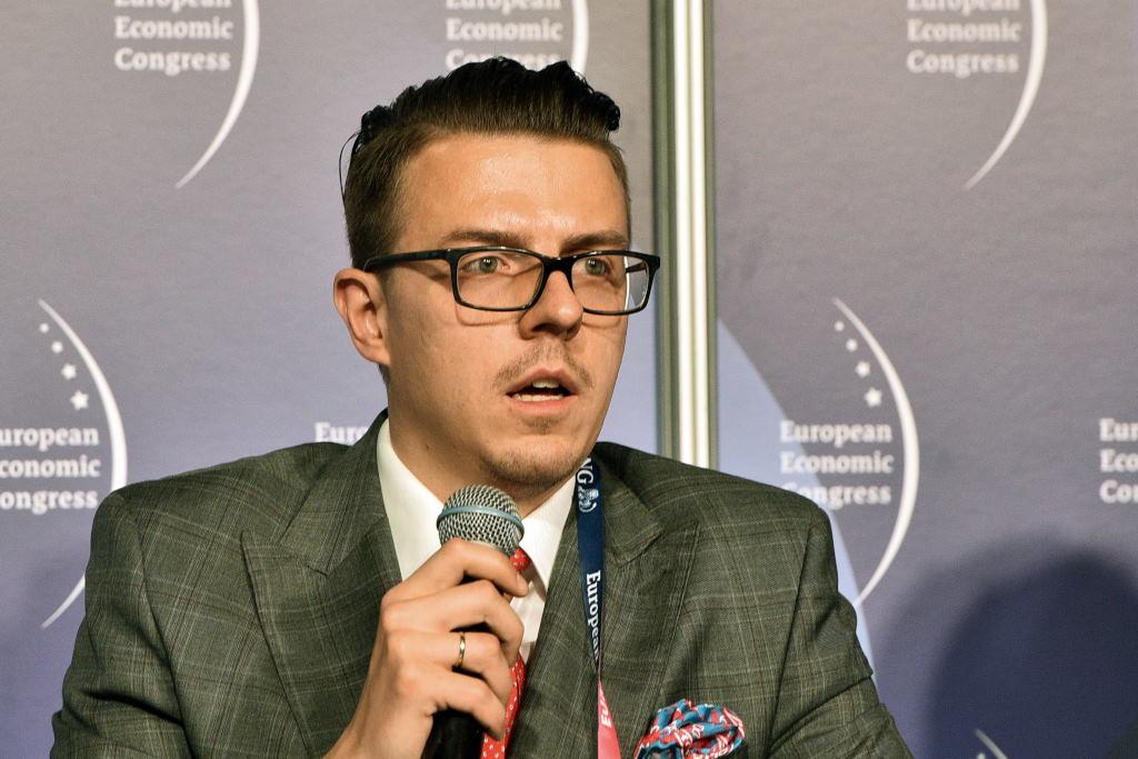 Kamil Kowalski, dyrektor Działu Usług Eksperckich w Fundacji Integracja