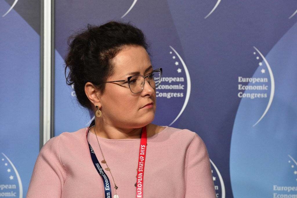 Agata Górnicka, dyrektor ds. relacji z otoczeniem PKN Orlen SA