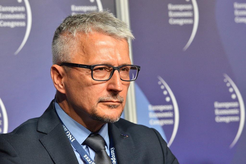 Ignacy Góra, prezes Urzędu Transportu Kolejowego