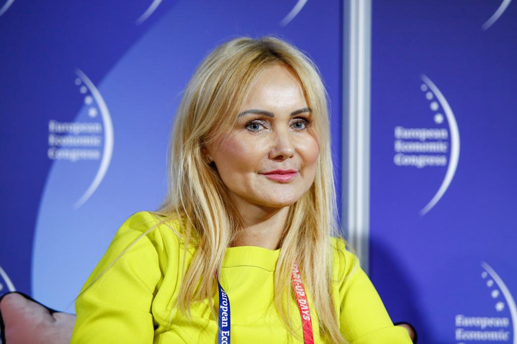 Beata Drzazga, prezes zarządu BetaMed Centrum Medyczne (fot. PTWP)