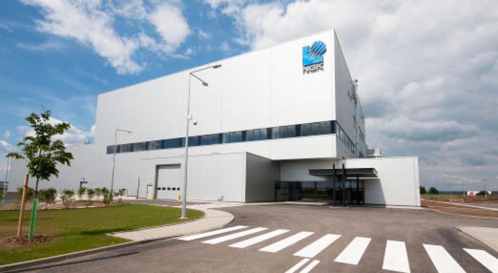 Firma NGK Ceramics otworzyła w Gliwicach nowy zakład
