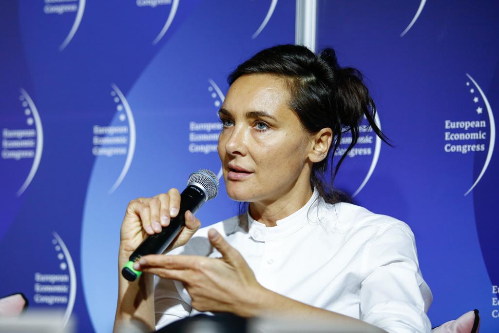 Malka Kafka, startuperka, właścicielka restauracji Tel Aviv Food & Wine (fot. PTWP)