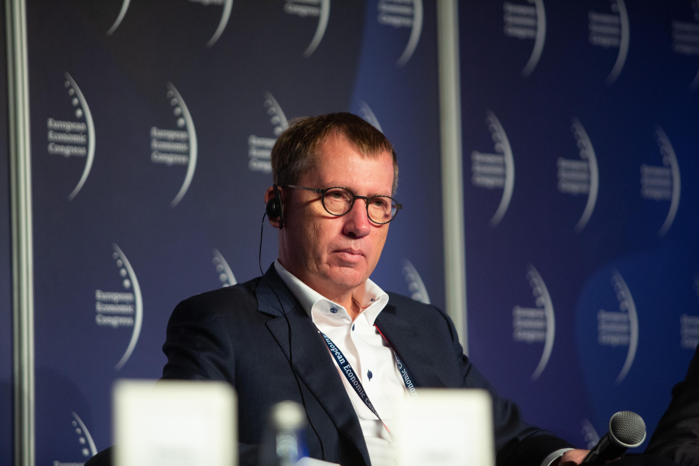 Enrico Krog Iversen, CEO w OnRobot (fot. PTWP)