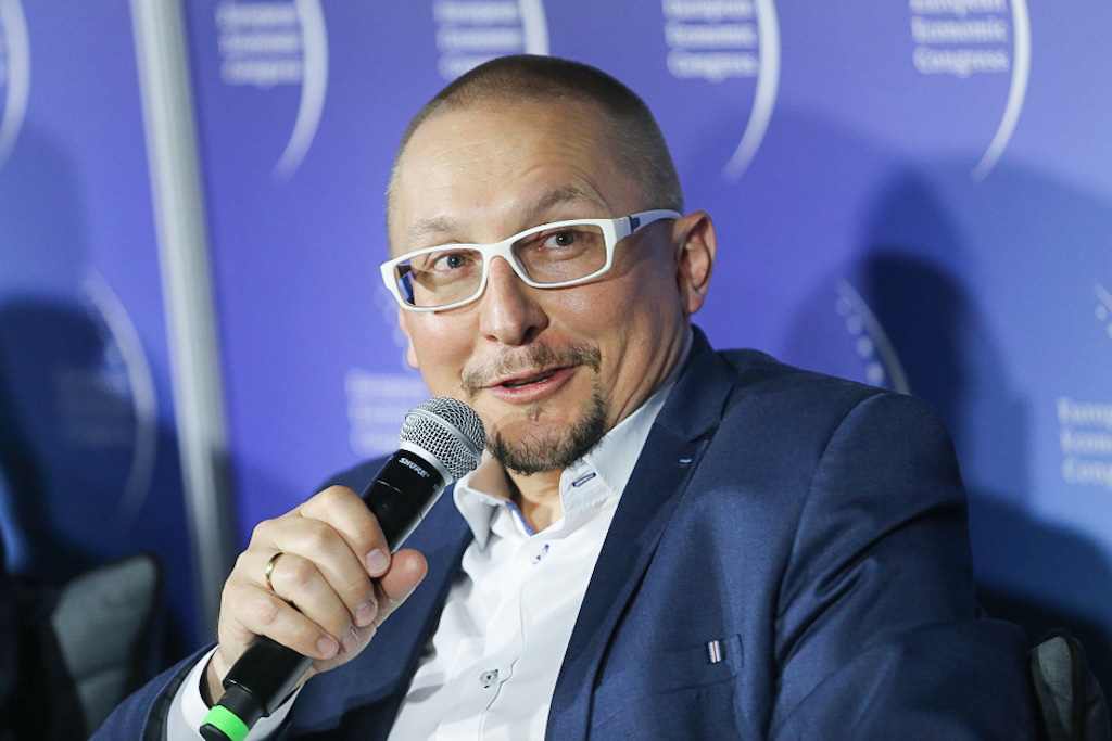 Mateusz Kowalewski, prezes Hortimexu Plus