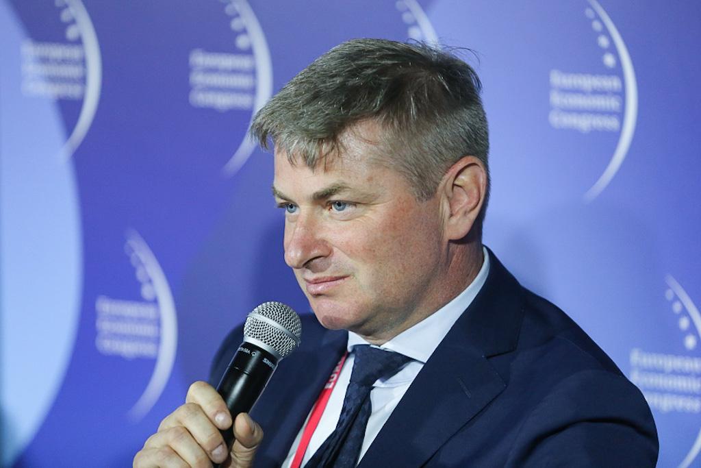 Sebastian Król, partner w Enterprise Investors