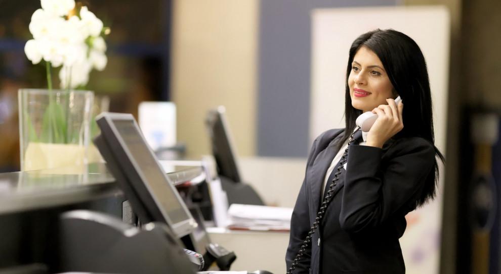 Recepcja jak wizytówka, czyli dwa słowa o rekrutacji desk clerków