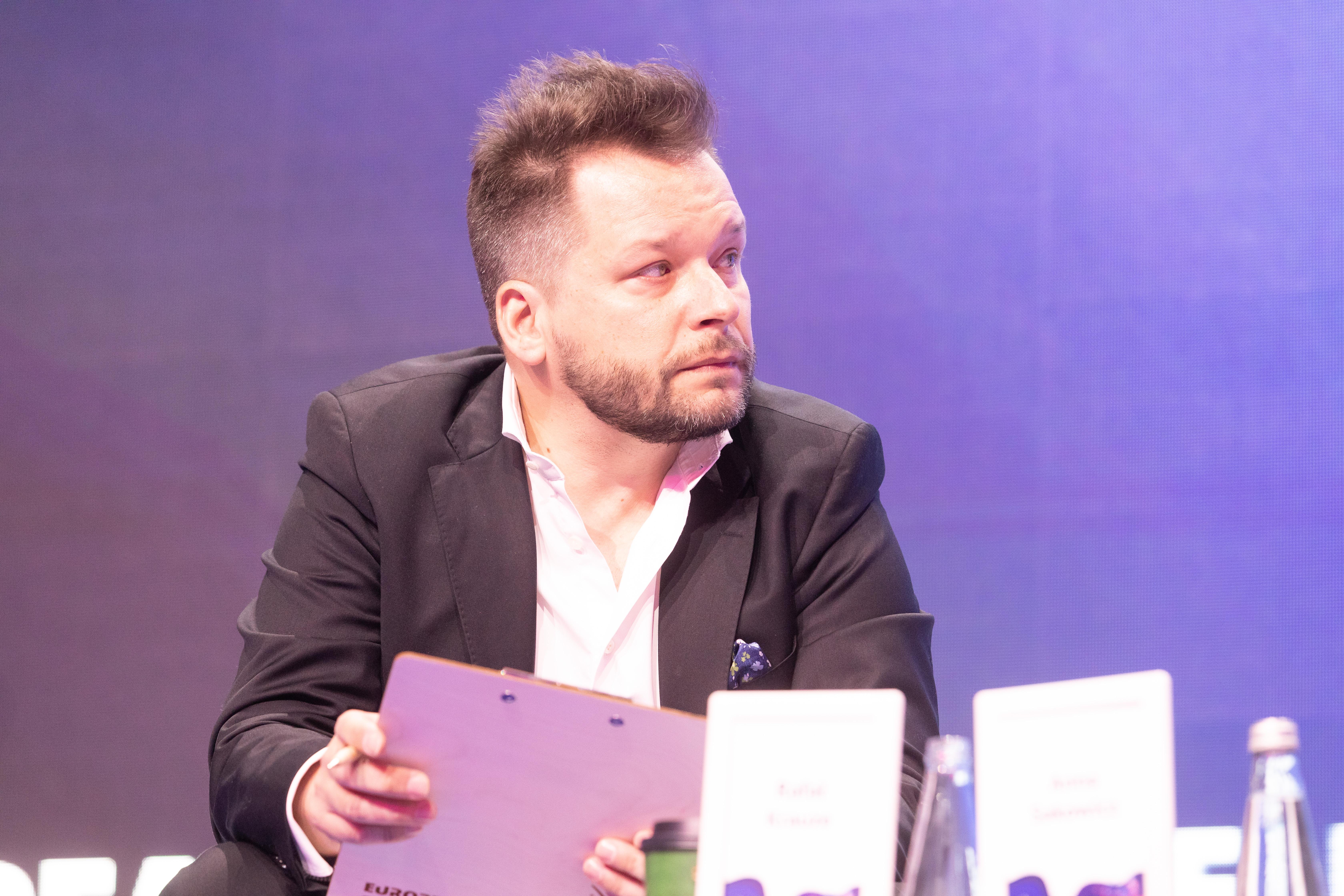 Rafał Krauze, country manager w trnd Polska