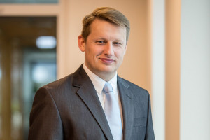 Maciej Wituszyński, menedżer ds. rekrutacji w Shell Business Operations Kraków