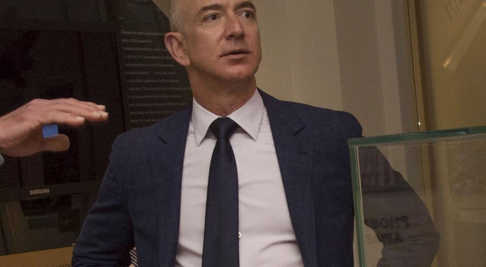 Jeff Bezos dumny z byłej żony, która odda połowę majątku na cele dobroczynne