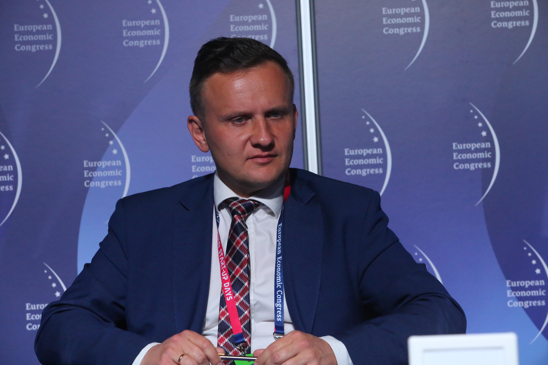 Bartosz Marczuk, wiceprezes zarządu Polskiego Funduszu Rozwoju SA