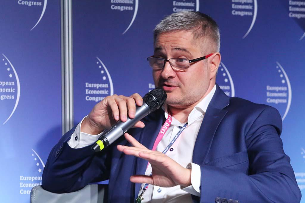 """Maciej Samcik, redaktor naczelny, bloger, """"Subiektywnie o finansach"""""""