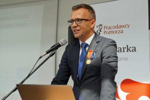 """Tomasz Limon prezesem """"Pracodawców Pomorza"""""""