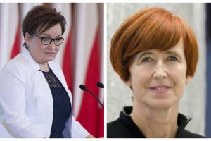 Lista spraw dla następców Elżbiety Rafalskiej i Anny Zalewskiej