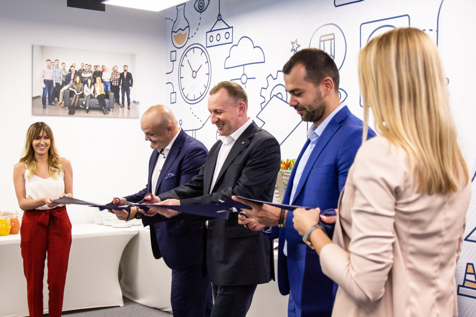W 2018 r. firma SoftServe otworzyła nowe biuro w Białymstoku. (Fot. mat. pras.)