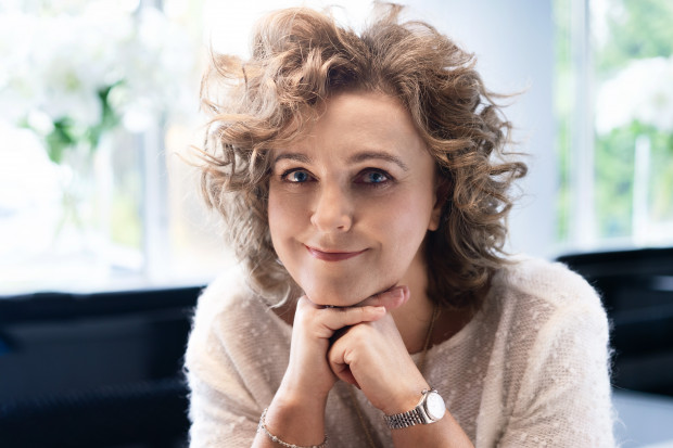 Anna Rulkiewicz, prezes Lux Medu