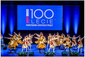 Państwowa Inspekcja Pracy świętowała 100-lecie istnienia