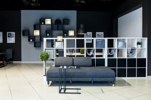 Nowy wygląd przestrzeni coworkingowej w Galerii Katowickiej