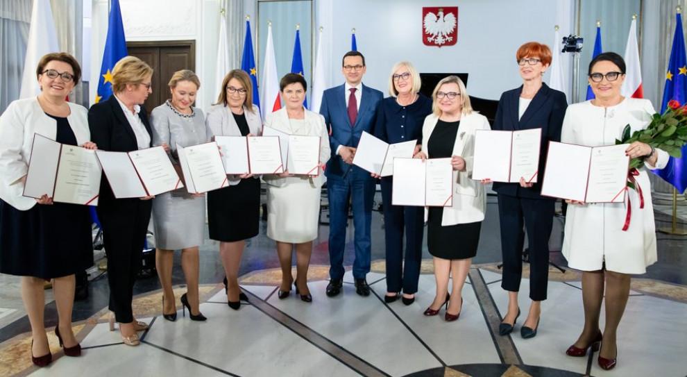 Wśród nowych ministrów członkowie Narodowej Rady Rozwoju?