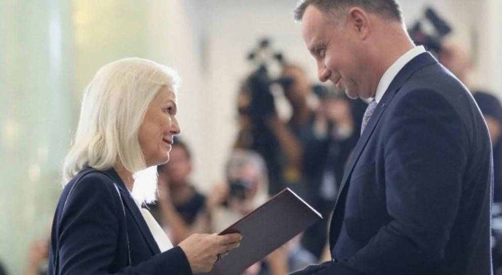 Bożena Borys-Szopa nowym ministrem pracy