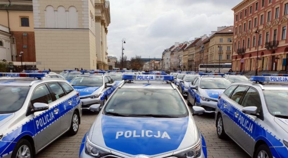 Śląscy policjanci dostali nowe, ekologiczne narzędzia pracy