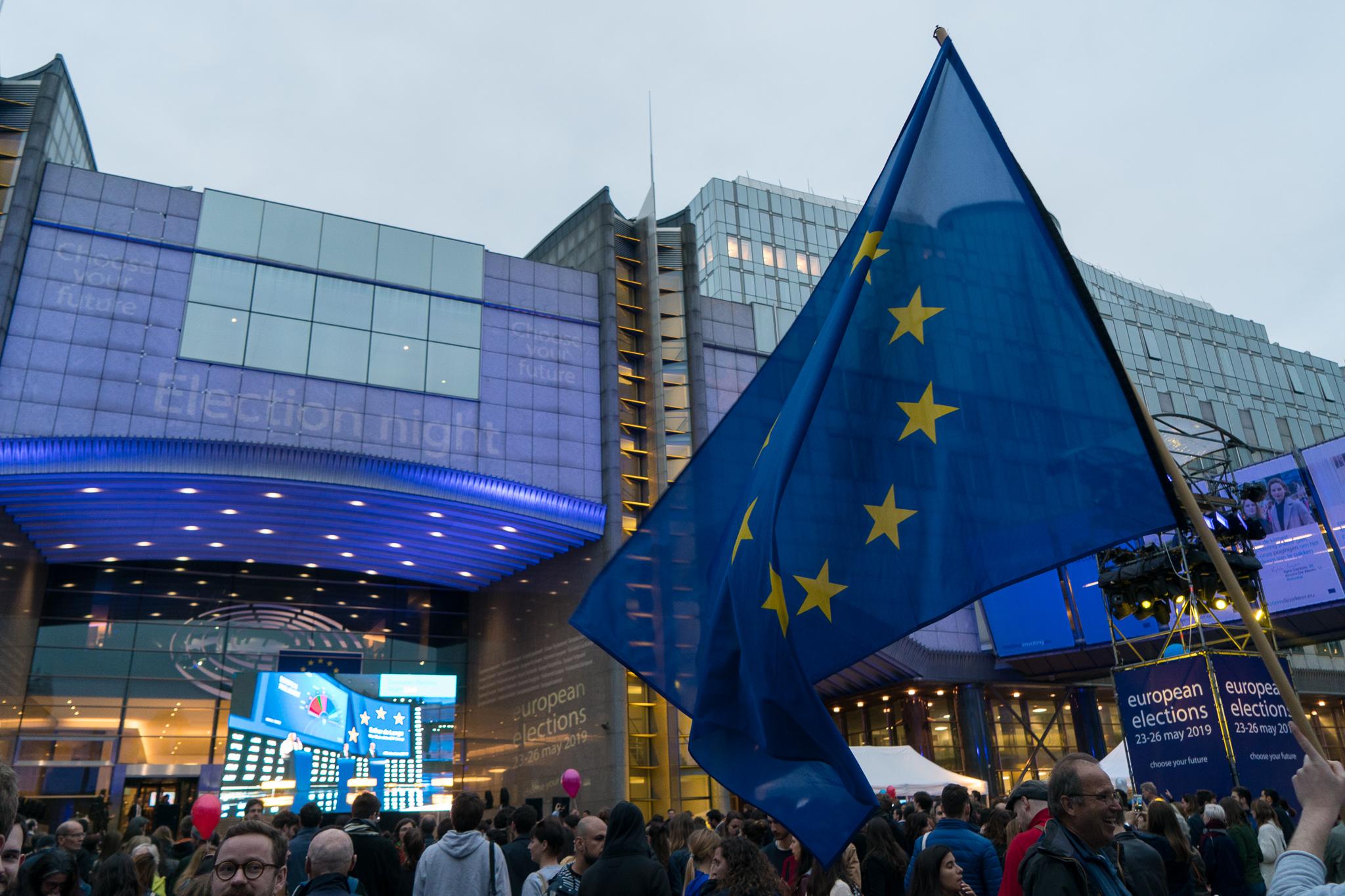 Według najnowszego badania OCRK nastroje przedsiębiorców słusznie wskazują na obawy związane z sytuacją w Parlamencie Europejskim. Na zdjęciu PE w Brukseli (fot. CC-BY-4.0: © European Union 2019 - Source: EP)