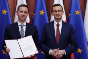 Marcin Ociepa sekretarzem stanu w Ministerstwie Przedsiębiorczości i Technologii