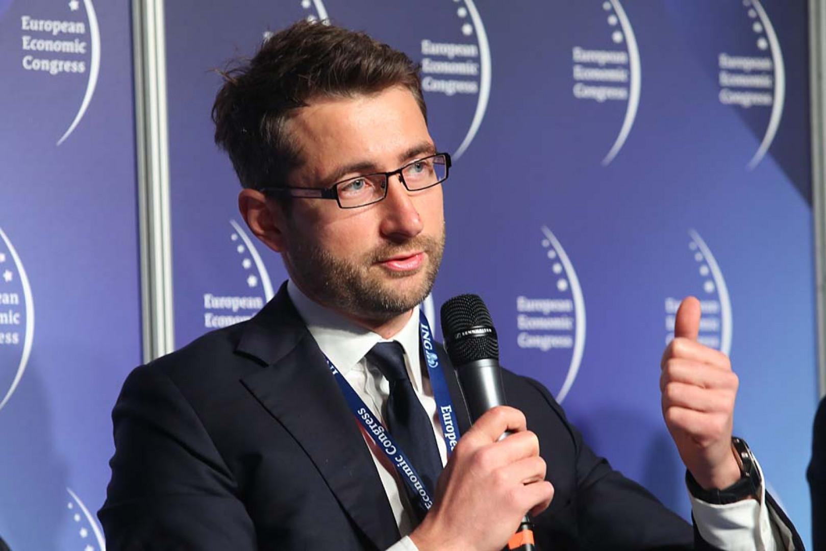 Jordan Sasim, dyrektor zarządzający sektorem funduszy inwestycyjnych ING Bank Śląski SA