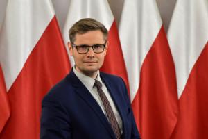 Michał Woś ministrem-członkiem Rady Ministrów