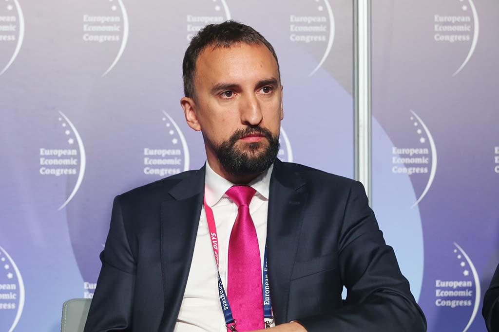 Marcin Wlazło, wiceprezes zarządu Towarzystwa Funduszy Inwestycyjnych PZU SA
