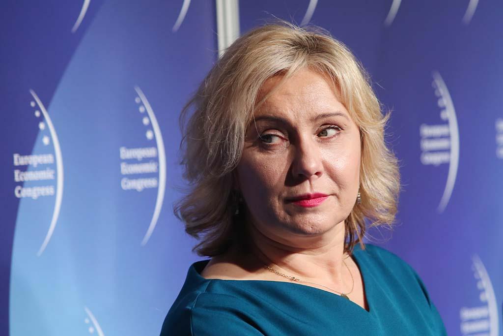 Ewa Małyszko, prezes zarządu PFR Towarzystwo Funduszy Inwestycyjnych SA