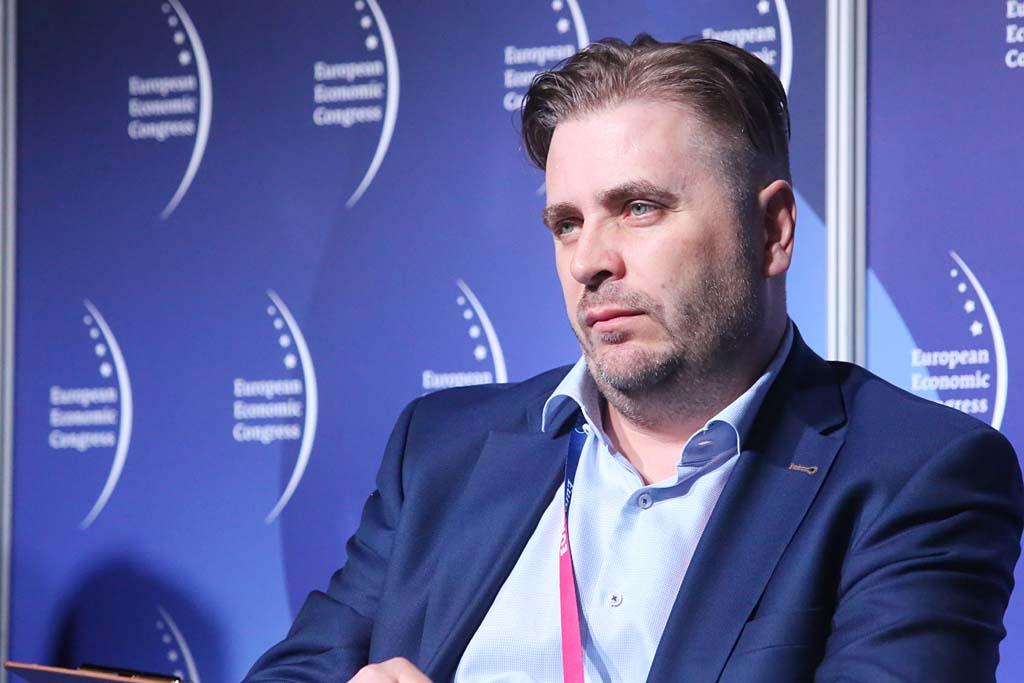 Grzegorz Chłopek, prezes zarządu Nationale-Nederlanden Powszechne Towarzystwo Emerytalne SA