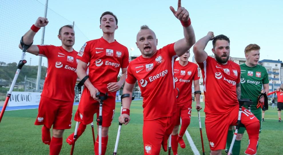 Polski Amp Futbol dostał wsparcie Poczty Polskiej