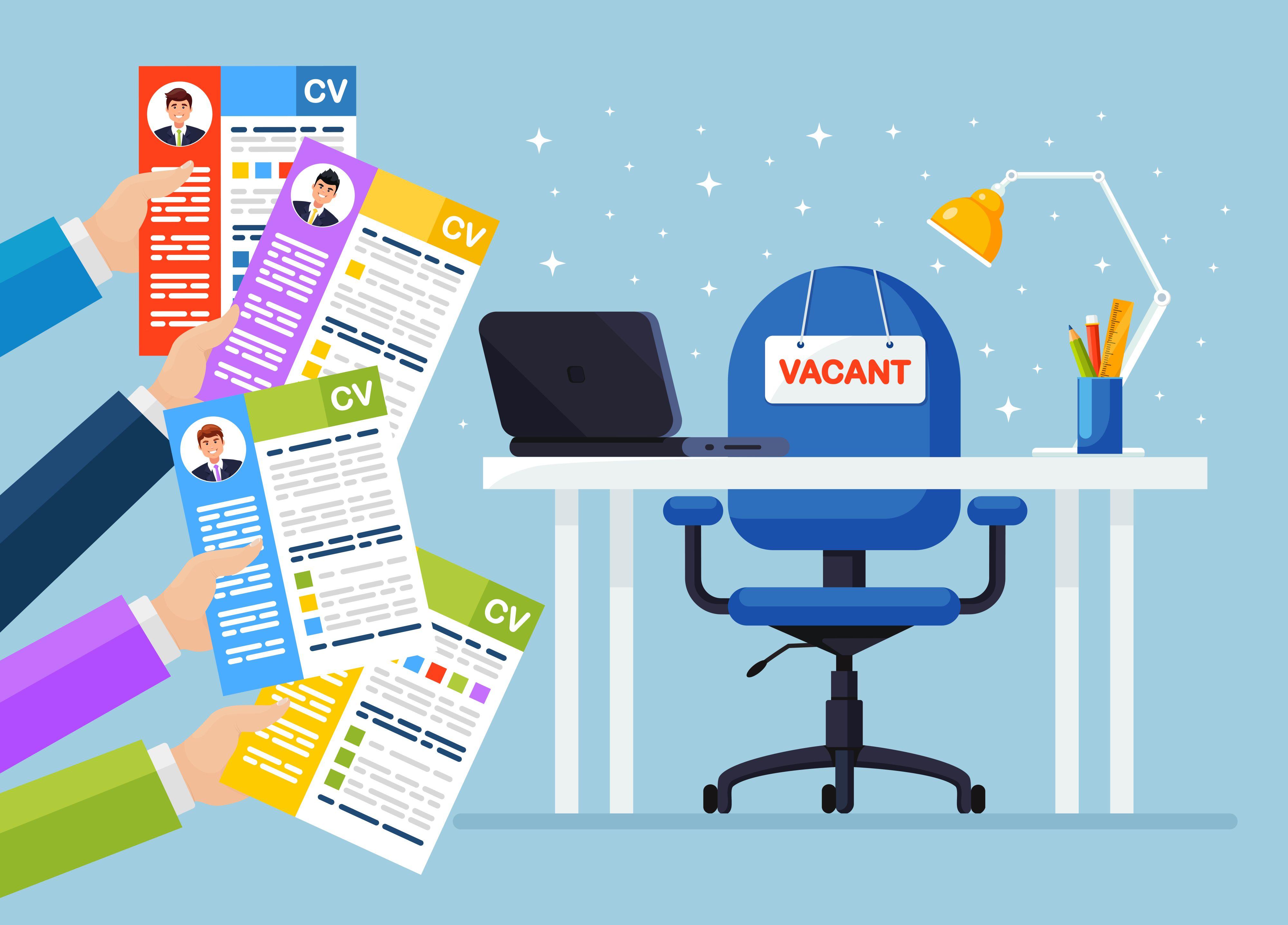 Dział rekrutacji współpracuje z marketingiem – wspólnie docierają z ofertą pracy do określonej grupy kandydatów (Fot. Shutterstock)