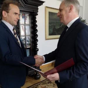 Igor Strzok wojewódzkim konserwatorem zabytków