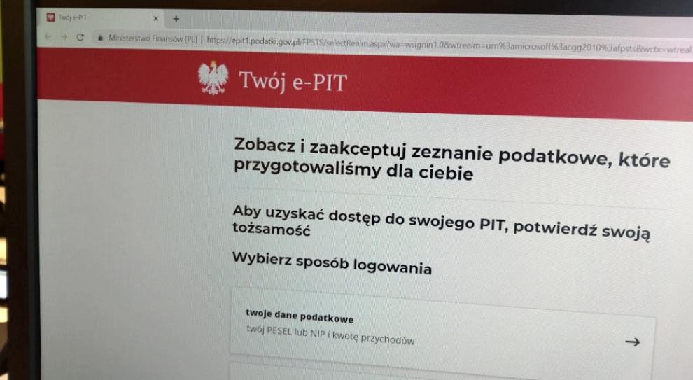 Polacy przekonali się do systemu e-pit