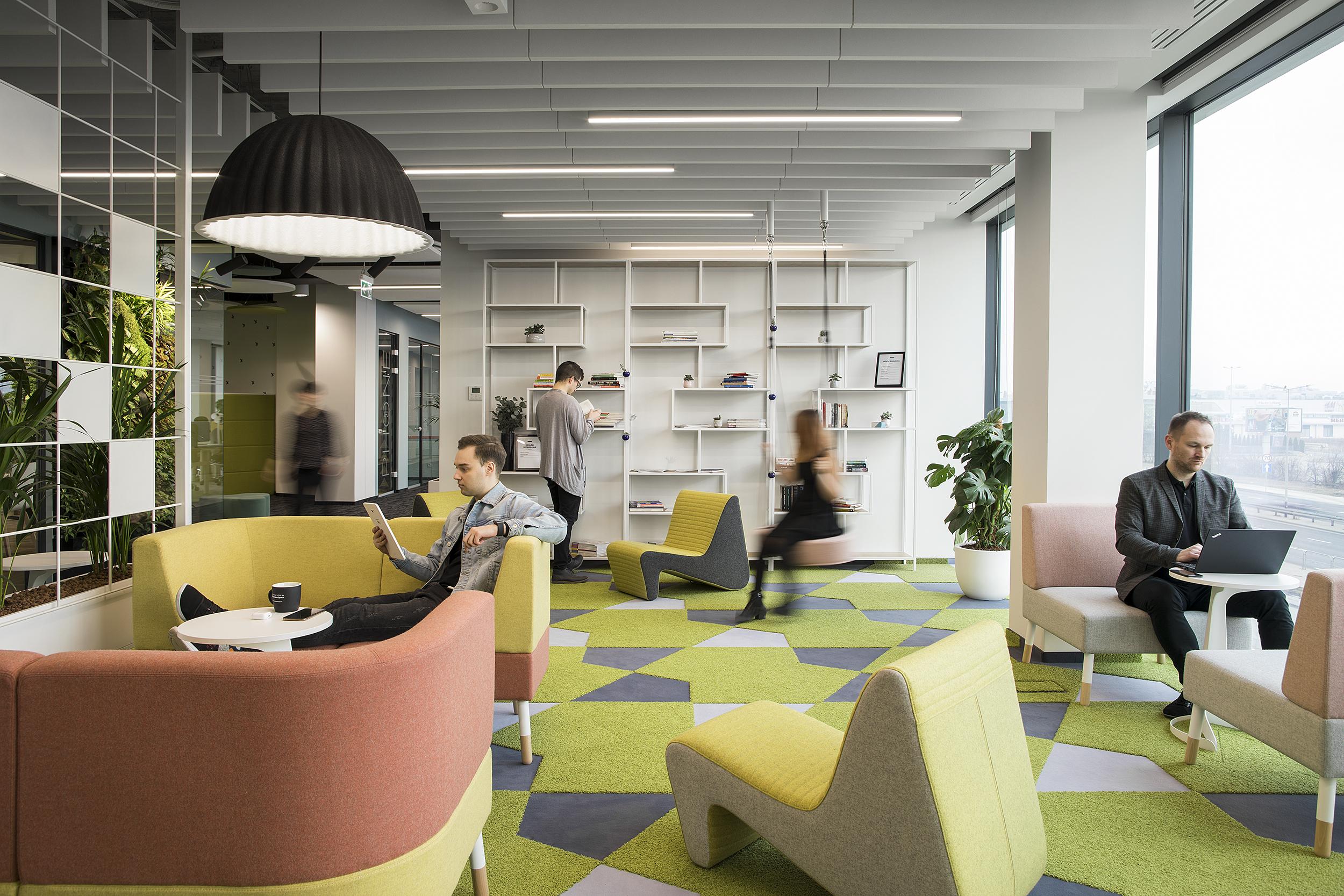 Grupa Nowy Styl to międzynarodowa firma produkująca meble. Siedziba firmy mieści się w Krakowie. (fot. Grupa Nowy Styl/materiały prasowe)