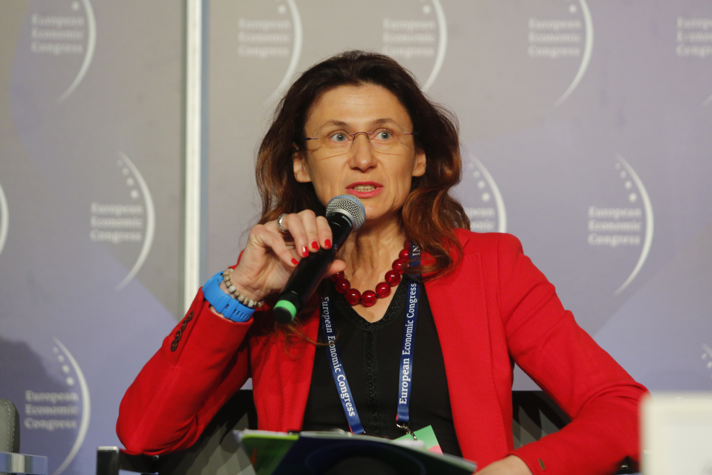 Zofia Dzik, prezes, Fundacja Humanites