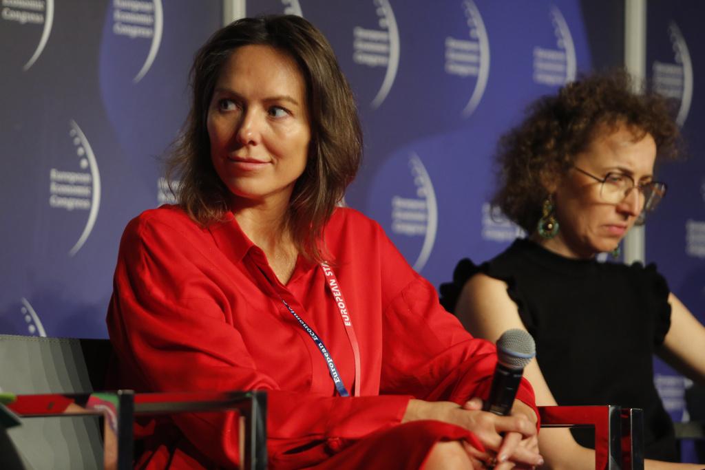 Paulina Gasińska, pełnomocnik zarządu ds. kultury myślenia klientem, rzeczniczka etyki, mBank.