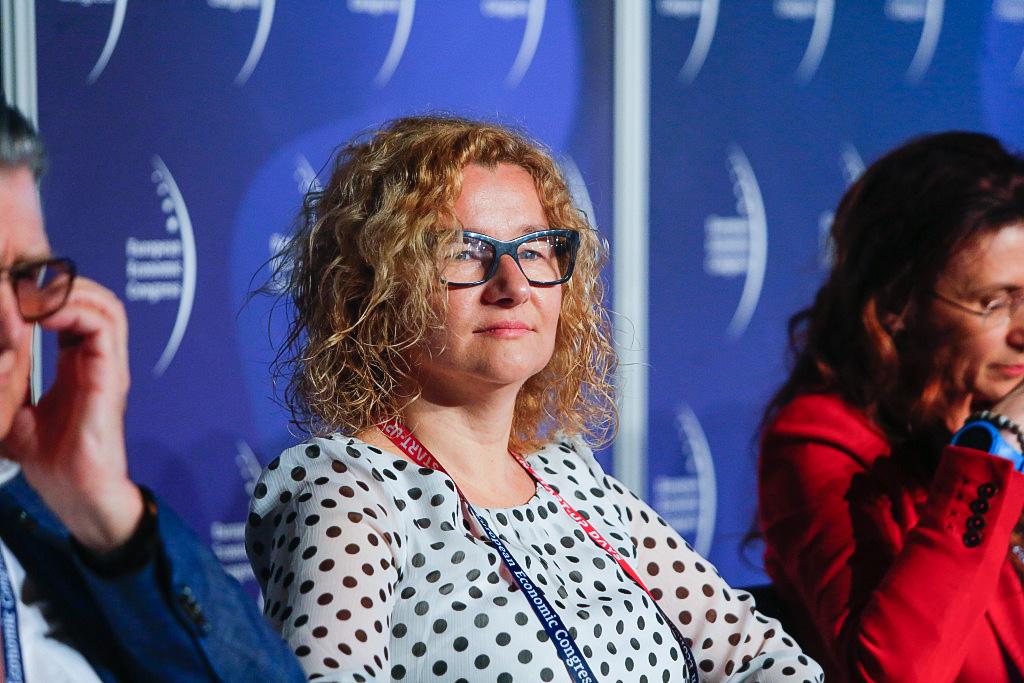 Jolanta Czernicka-Siwecka, prezes, Fundacja ISKIERKA