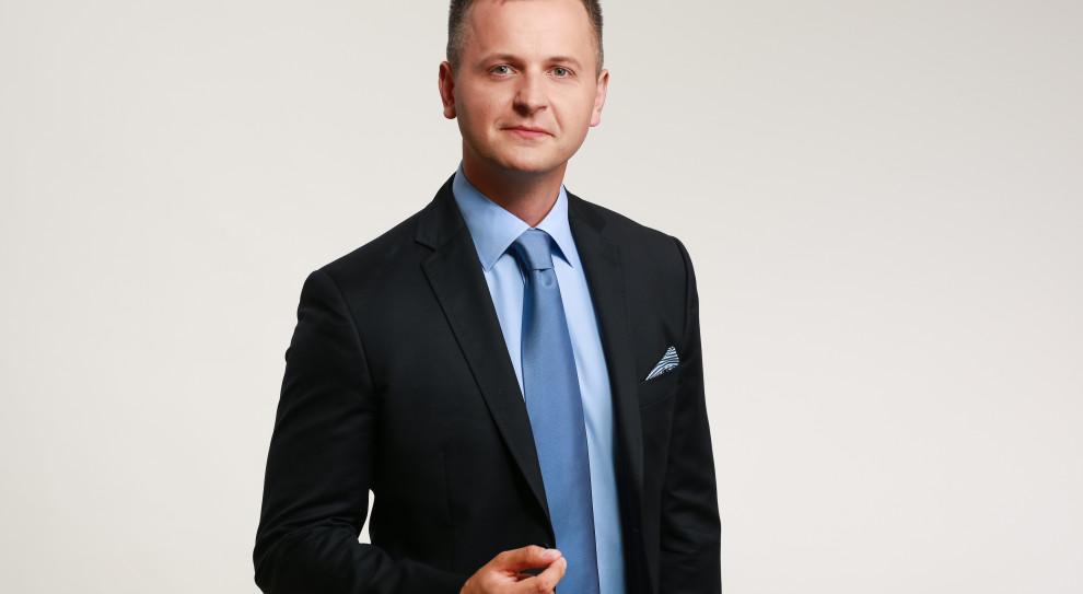 Maciej Sypek dyrektorem generalnym sprzedaży cementu i B2B/B2C w Lafarge