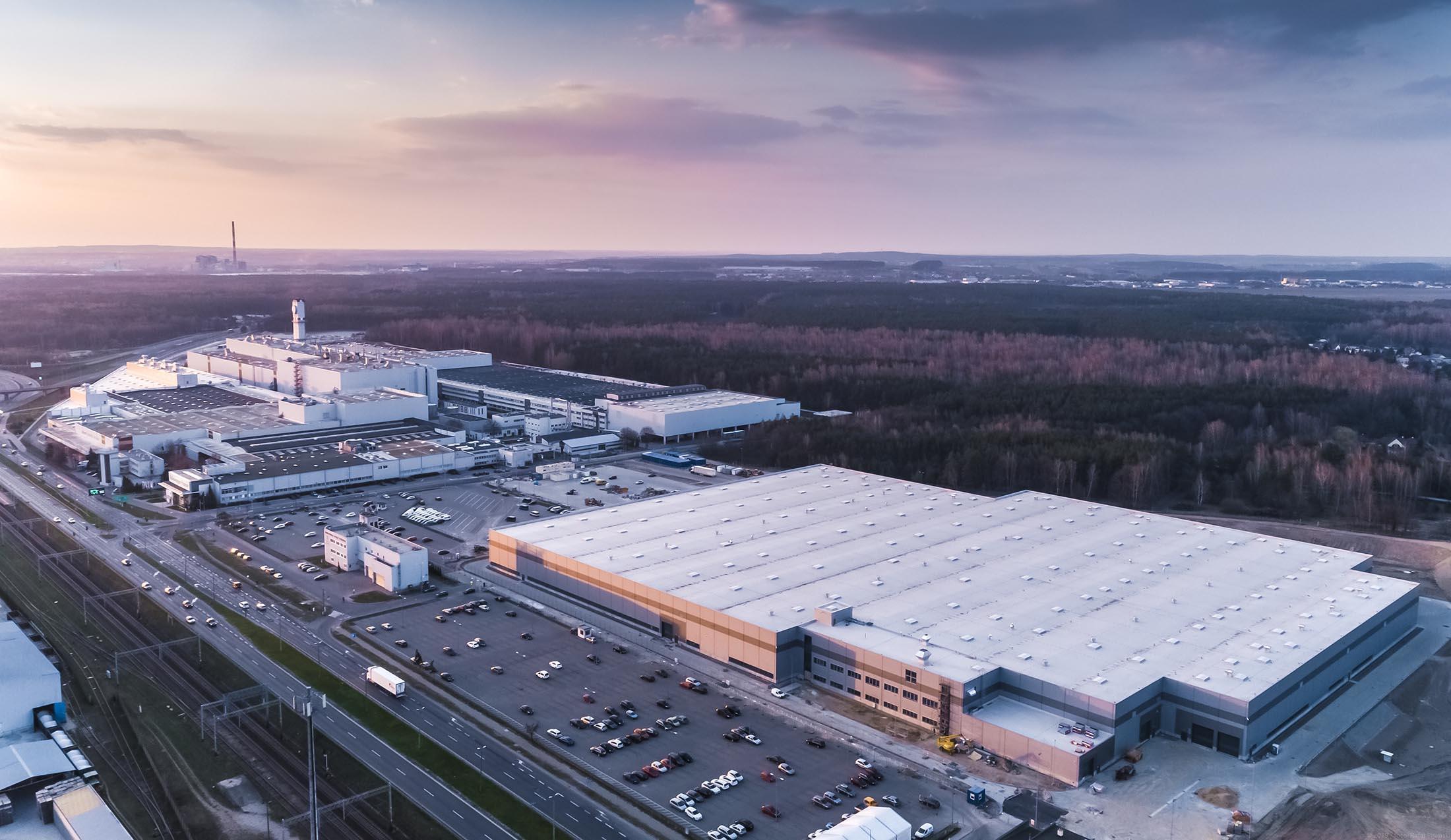 Opisywane porozumienie emerytalne zostało zarejestrowane przez Komisję Nadzoru Finansowego. (fot. Volkswagen Poznań/materiały prasowe)