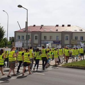 Inspekcja Weterynaryjna zaostrza protest i blokuje drogi
