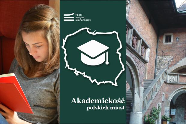 Które miasta w Polsce mają najlepsze uczelnie?